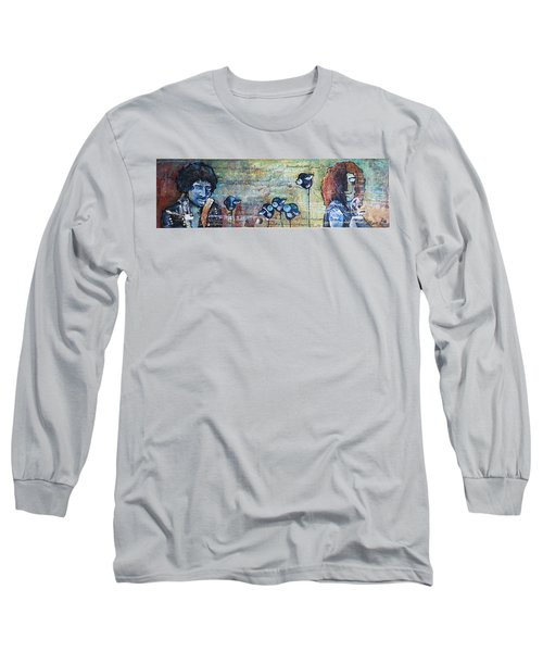 Love For Jimi And Jimmy Long Sleeve T-Shirt