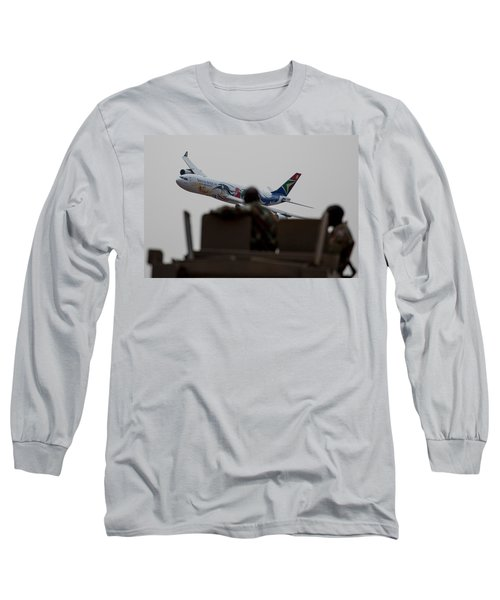 Low Airbus Long Sleeve T-Shirt