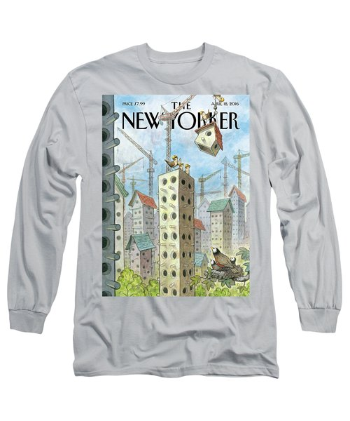 Luxury Coops Long Sleeve T-Shirt