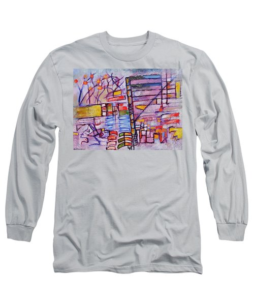 Lysergic Descriptions Long Sleeve T-Shirt