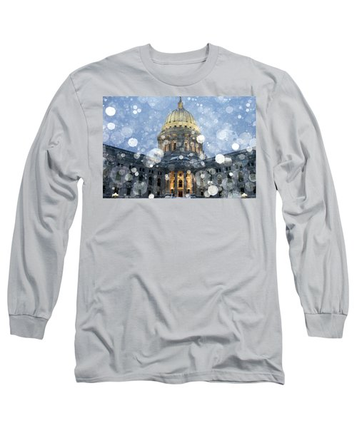 Madisonian Winter Long Sleeve T-Shirt