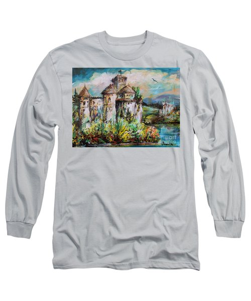 Magical Palace Long Sleeve T-Shirt