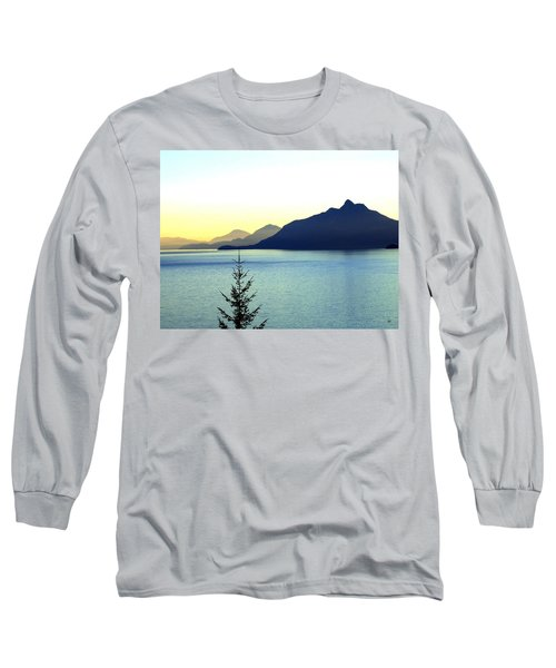 Magnificent Howe Sound Long Sleeve T-Shirt