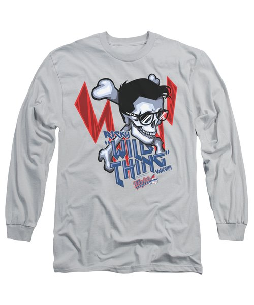 Major League - Wild Skull Long Sleeve T-Shirt