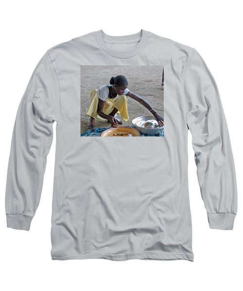 Making Lunch Dakar Senagal Long Sleeve T-Shirt