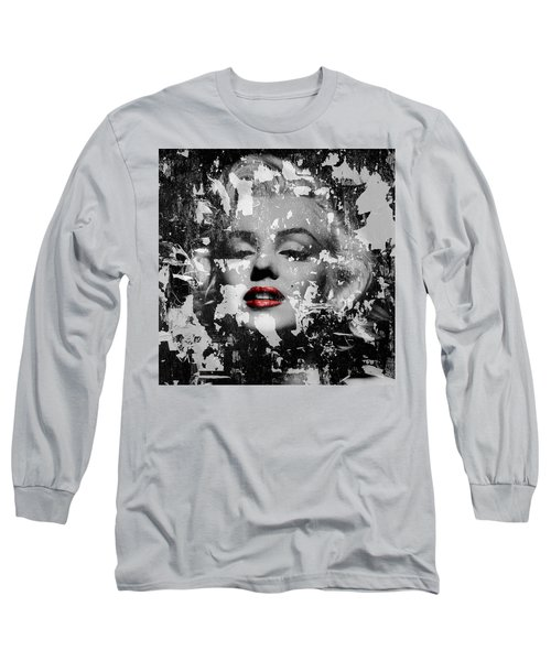 Marilyn Monroe 5 Long Sleeve T-Shirt