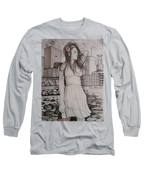 Marissa Long Sleeve T-Shirt