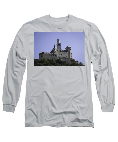 Marksburg Castle 18 Long Sleeve T-Shirt