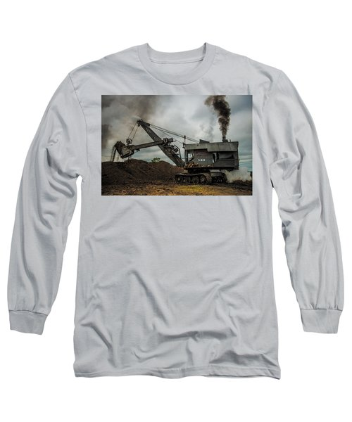 Mary Sue Long Sleeve T-Shirt by Paul Freidlund