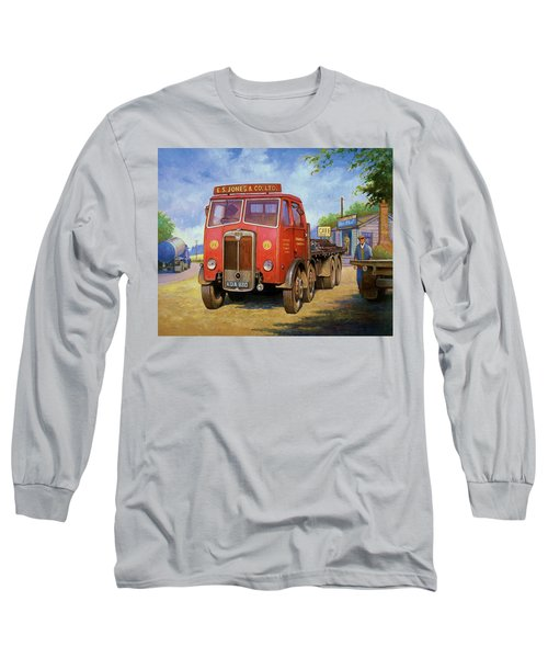 Maudslay Meritor Long Sleeve T-Shirt