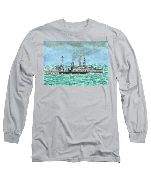 Meeting For Supplies  Long Sleeve T-Shirt