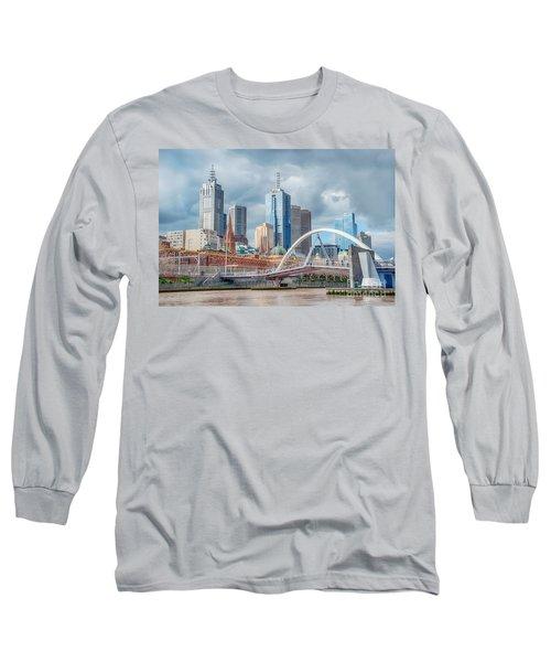 Melbourne Australia Long Sleeve T-Shirt