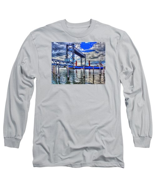 Memorial Bridge 034 Long Sleeve T-Shirt