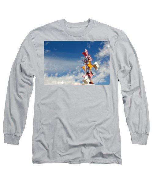 Mid-century Magic  Long Sleeve T-Shirt