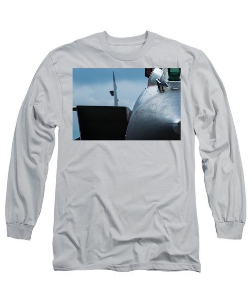 Mig-31 Interceptor Long Sleeve T-Shirt