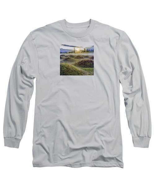 Mima Mounds Mist Long Sleeve T-Shirt