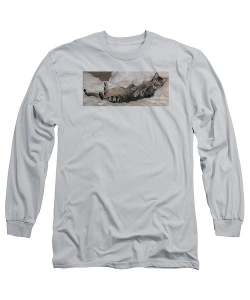 Ming With Slight Attitude Long Sleeve T-Shirt