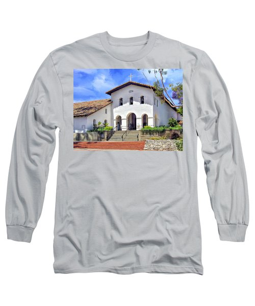 Mission San Luis Obispo De Tolosa Long Sleeve T-Shirt
