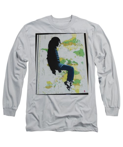 Mj They Dont Care Long Sleeve T-Shirt