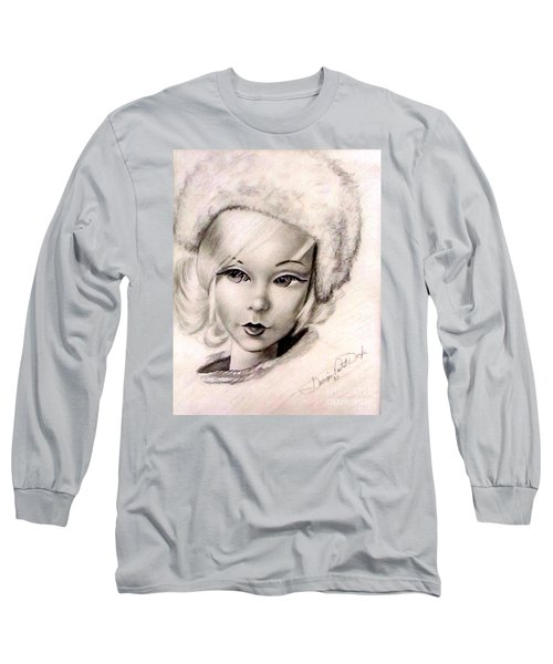 Mod Talker Barbie Long Sleeve T-Shirt