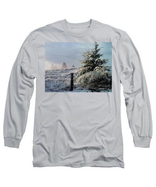 Moment Of Peace Long Sleeve T-Shirt by Rory Sagner