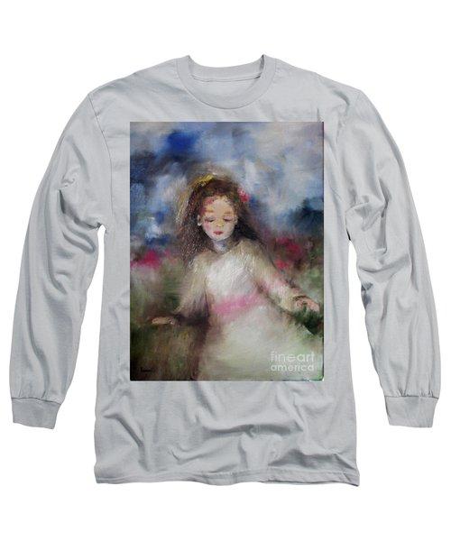 Mommy's Little Girl Long Sleeve T-Shirt