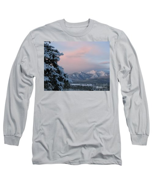 Montana Winter Long Sleeve T-Shirt