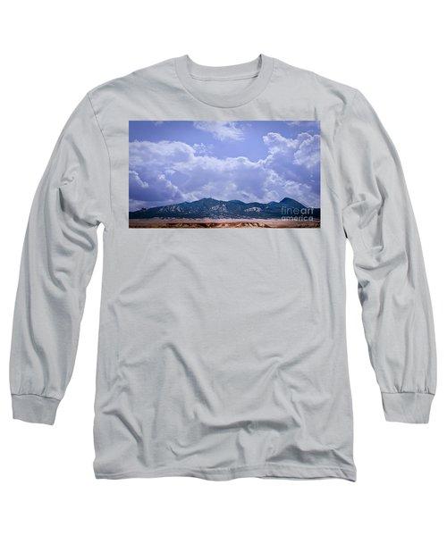 Montezuma County Landmark Long Sleeve T-Shirt