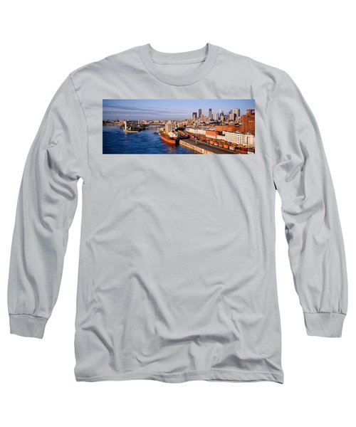 Montreal, Quebec, Canada Long Sleeve T-Shirt