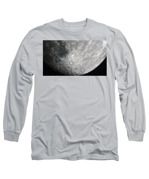 Moon Hi Contrast Long Sleeve T-Shirt
