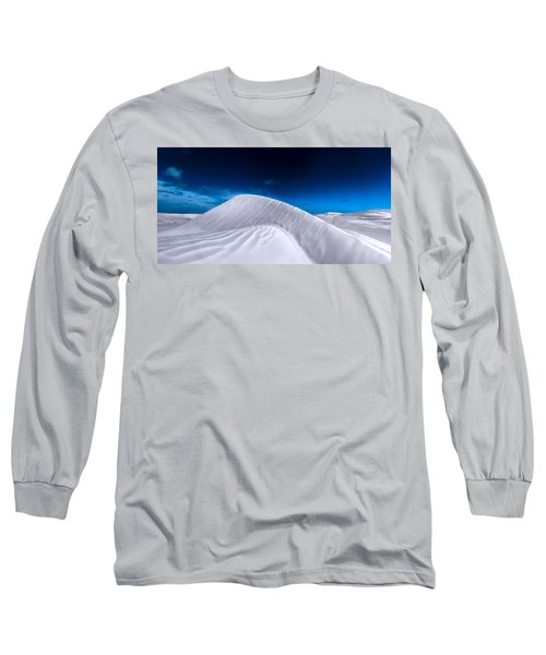 More Desert On The Horizon Long Sleeve T-Shirt