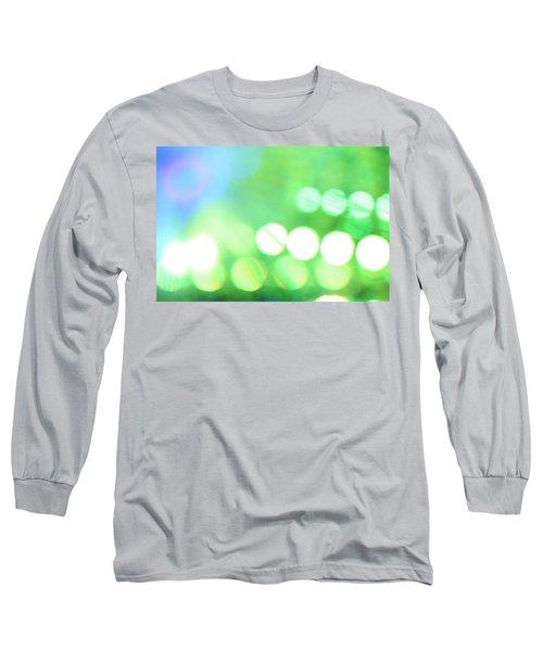 Morning Dew Long Sleeve T-Shirt by Dazzle Zazz