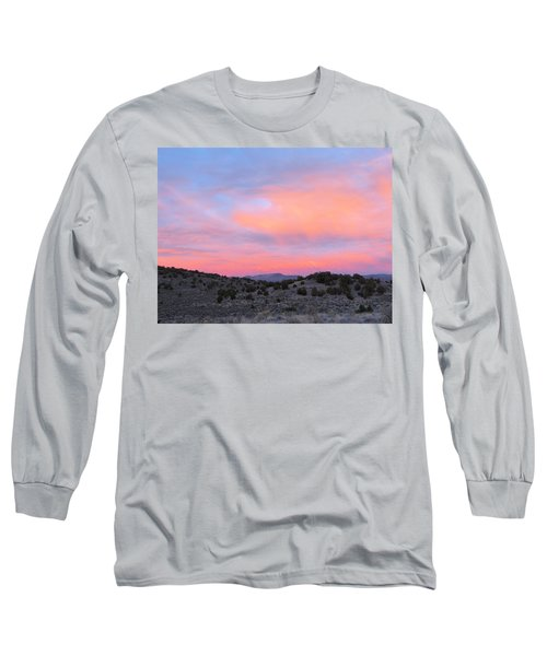 Morning Paints Long Sleeve T-Shirt