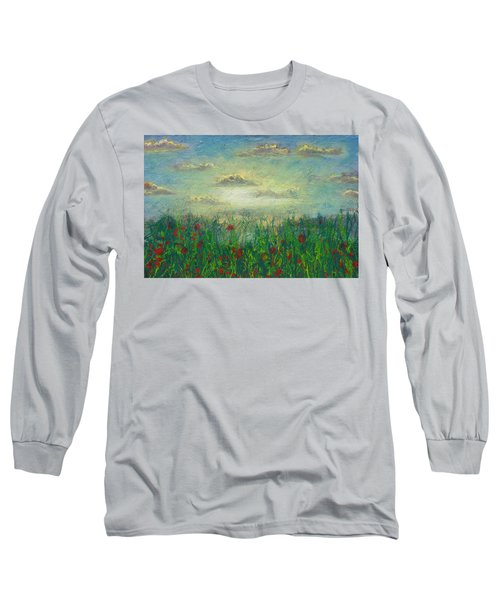 Morning Roses Long Sleeve T-Shirt