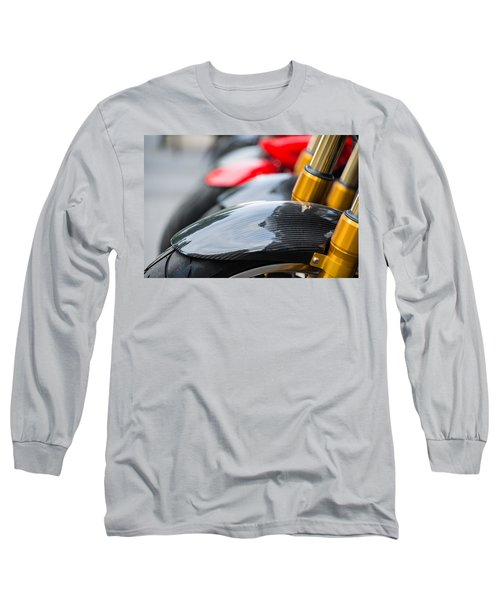 Motorbikes Long Sleeve T-Shirt