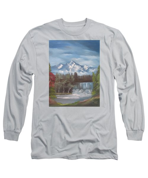 Mountain Dreams Long Sleeve T-Shirt