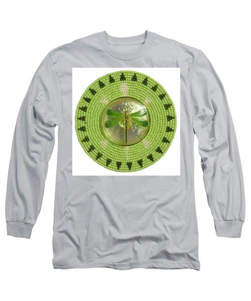 Medallion Long Sleeve T-Shirt