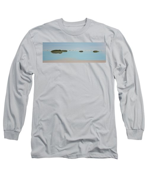 Mystical Islands Long Sleeve T-Shirt by Tim Mullaney