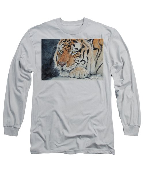 Nap Time. Sold Long Sleeve T-Shirt