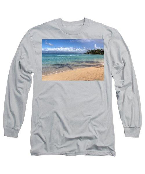 Napili Bay Maui Long Sleeve T-Shirt