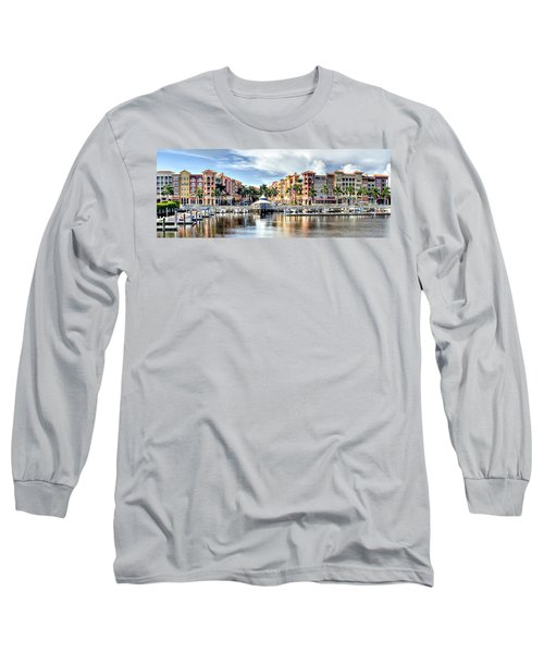 Naples Bayfront Long Sleeve T-Shirt