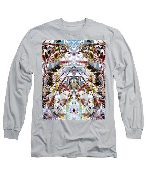 Galactic Nation Long Sleeve T-Shirt