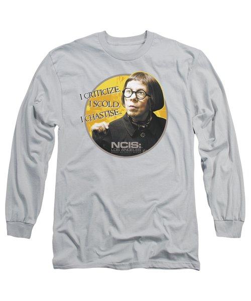 Ncis:la - Hetty Long Sleeve T-Shirt
