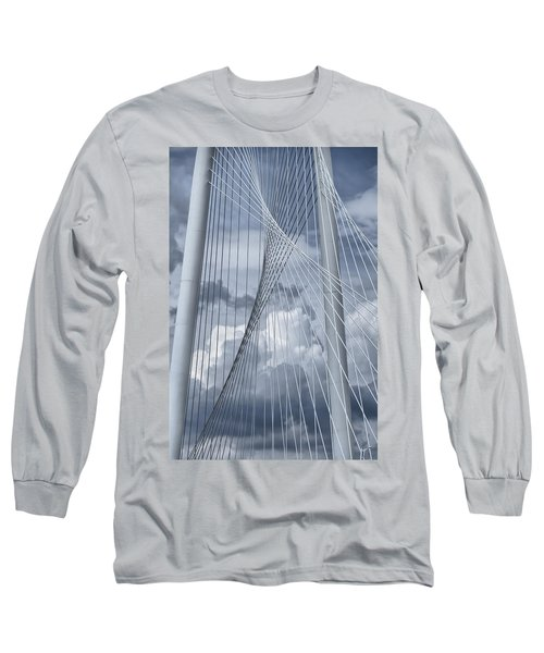 New Skyline Bridge Long Sleeve T-Shirt
