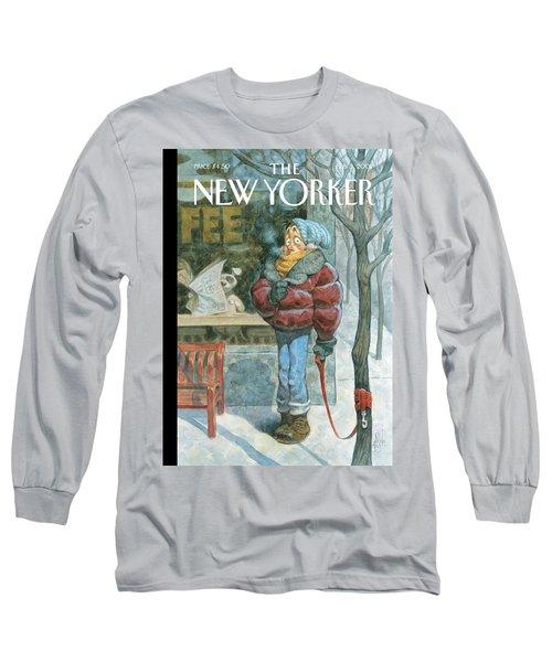 New Yorker February 5th, 2007 Long Sleeve T-Shirt