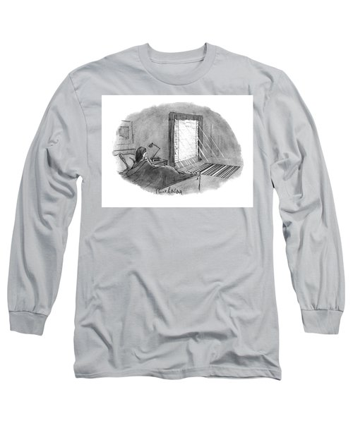 New Yorker January 10th, 1994 Long Sleeve T-Shirt
