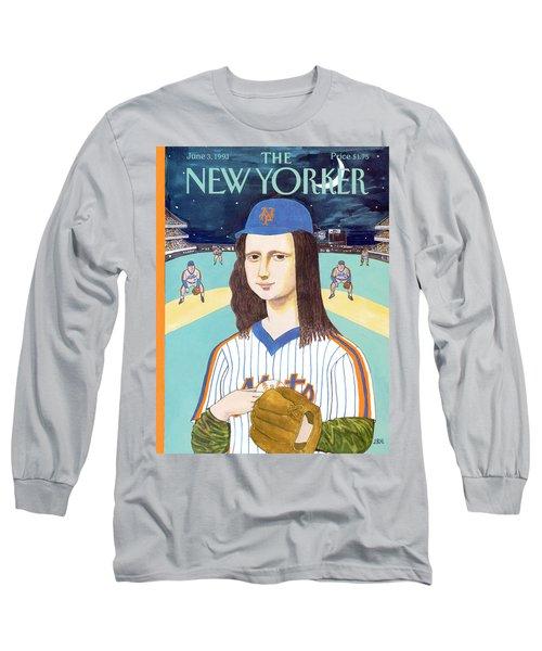 New Yorker June 3rd, 1991 Long Sleeve T-Shirt