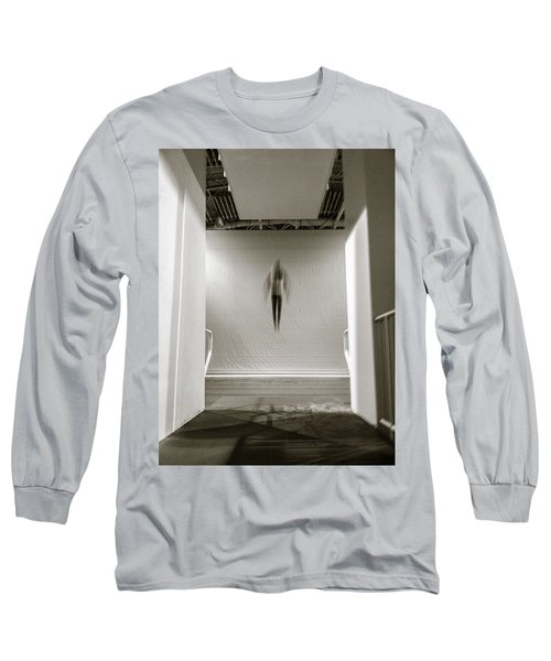 Newton's First Law Long Sleeve T-Shirt