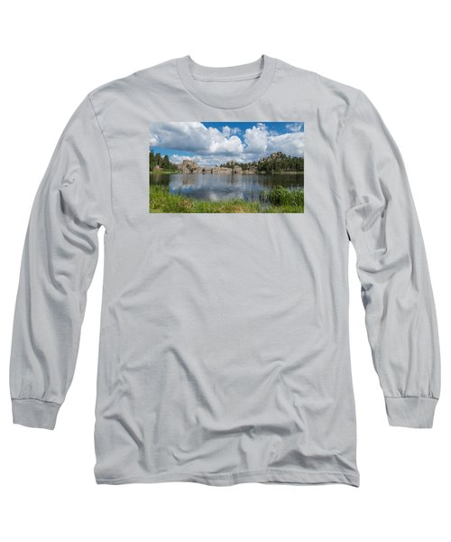 Sylvan Lake South Dakota Long Sleeve T-Shirt