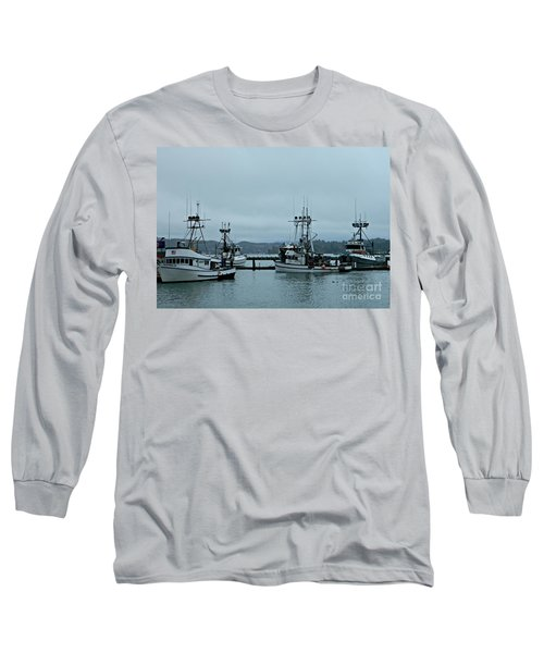Norma M And Friends Long Sleeve T-Shirt by Chalet Roome-Rigdon